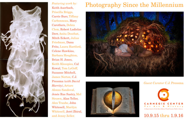 Show Card (front) - Photography Since the Millennium